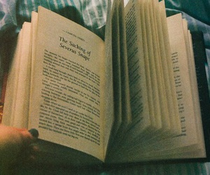 book, harry potter, and vintage image