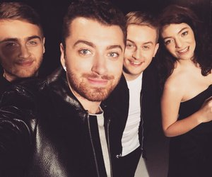 disclosure, sam smith, and ️lorde image