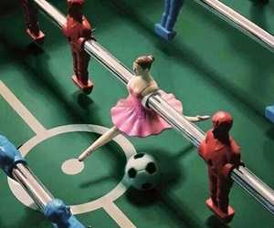 ballet, football, and dance image