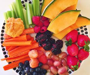 fruit, watermelon, and healthy image