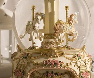 carousel and cute image