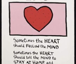 love, heart, and mind image