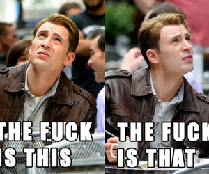 captain america, chris evans, and the avengers image
