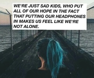 grunge and quotes image
