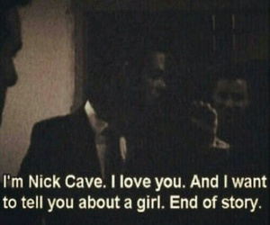 nick cave image