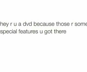 couples, dvd, and pick up line image