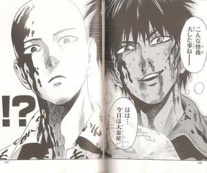 anime, one punch man, and manga image