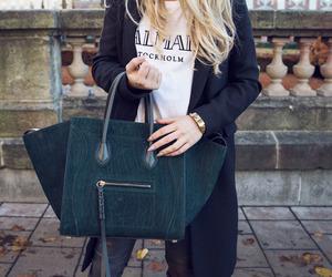 fashion, bag, and Balmain image