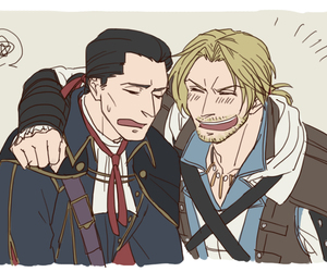 fanart, assassin's creed, and ac3 image