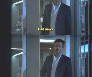 love, dr house, and house image
