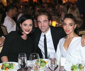 katy perry, robert pattison, and fka twigs image