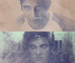 teen wolf, tw, and scisaac image