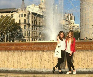 friend, missyou, and spain image