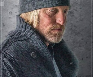 mockingjay and haymitch image
