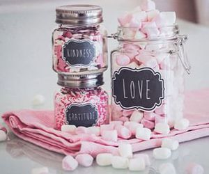 love, pink, and sweet image