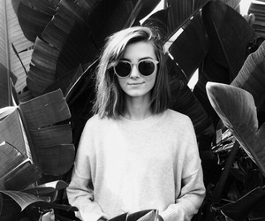 girl, sunglasses, and tumblr image