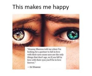 love, eyes, and ed sheeran image