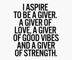 quotes, love, and good vibes image