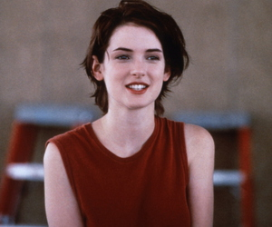 girl, winona ryder, and 90s image