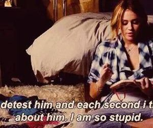 miley cyrus, lol, and quote image