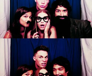 teen wolf, tyler posey, and colton haynes image