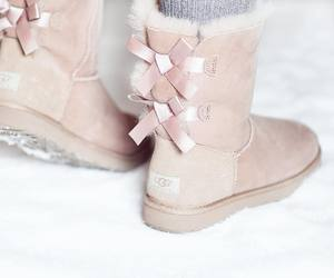 fashion, girly, and shoes image