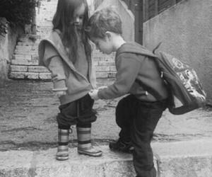 love, kids, and boy image