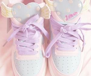 shoes, pastel, and kawaii image