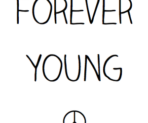 forever, Forever Young, and tumblr image
