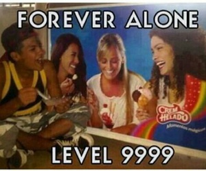 forever alone, boy, and funny image