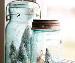 snow and christmas image