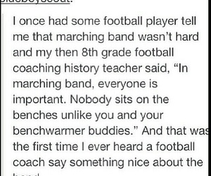 marching band and tumblr image