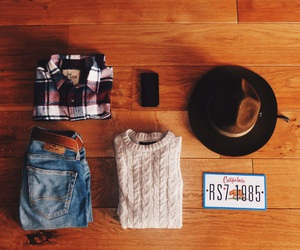 california, jeans, and pull image