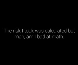 grunge, math, and quotes image