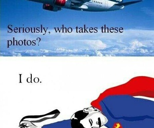 funny, superman, and lol image