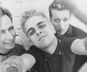 green day, mike dirnt, and billie joe armstrong image