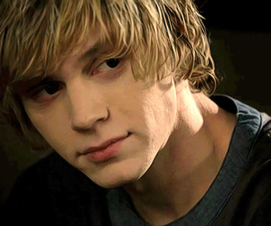 tate, american horror story, and evan peters image