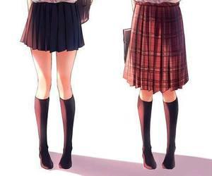 anime, tokyo, and kyoto image
