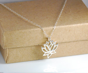 bridal necklace, etsy, and sterling silver image