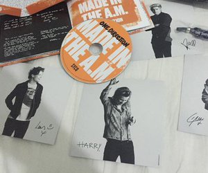 one direction and made in the am image