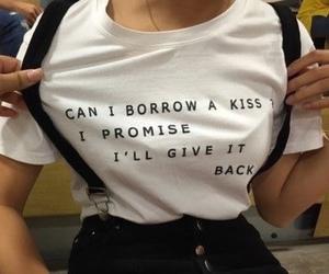 kiss, grunge, and tumblr image