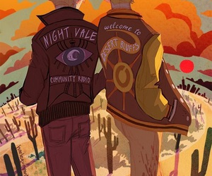kevin, welcome to night vale, and cecil palmer image