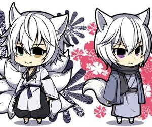 anime, tomoe, and kamisama hajimemashita image