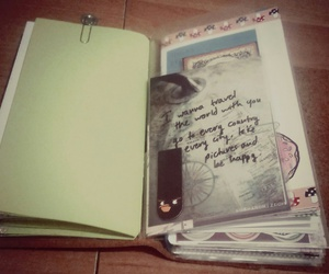notebook and travel's image