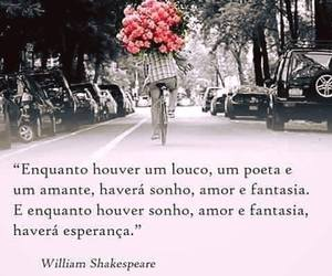 louco, loucura, and willian shakespeare image