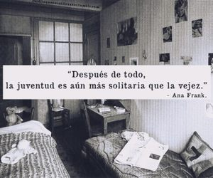 frases, ana frank, and juventud image