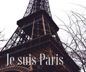 13, paris, and pray for paris image