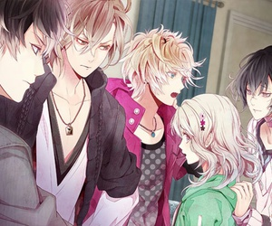 diabolik lovers and lunatic parade image