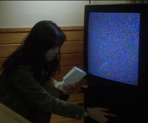 90s, horror, and japan image