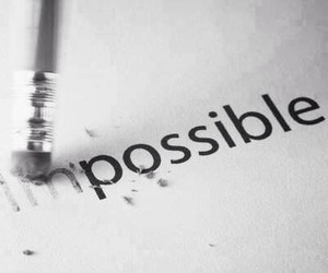 possible and impossible image